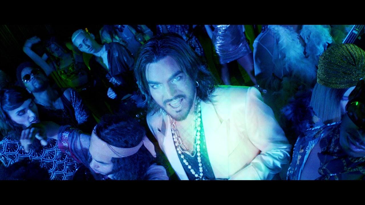 Lyrics Adam Lambert – Comin In Hot