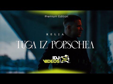 Lyrics Relja – Tuga Iz Porschea