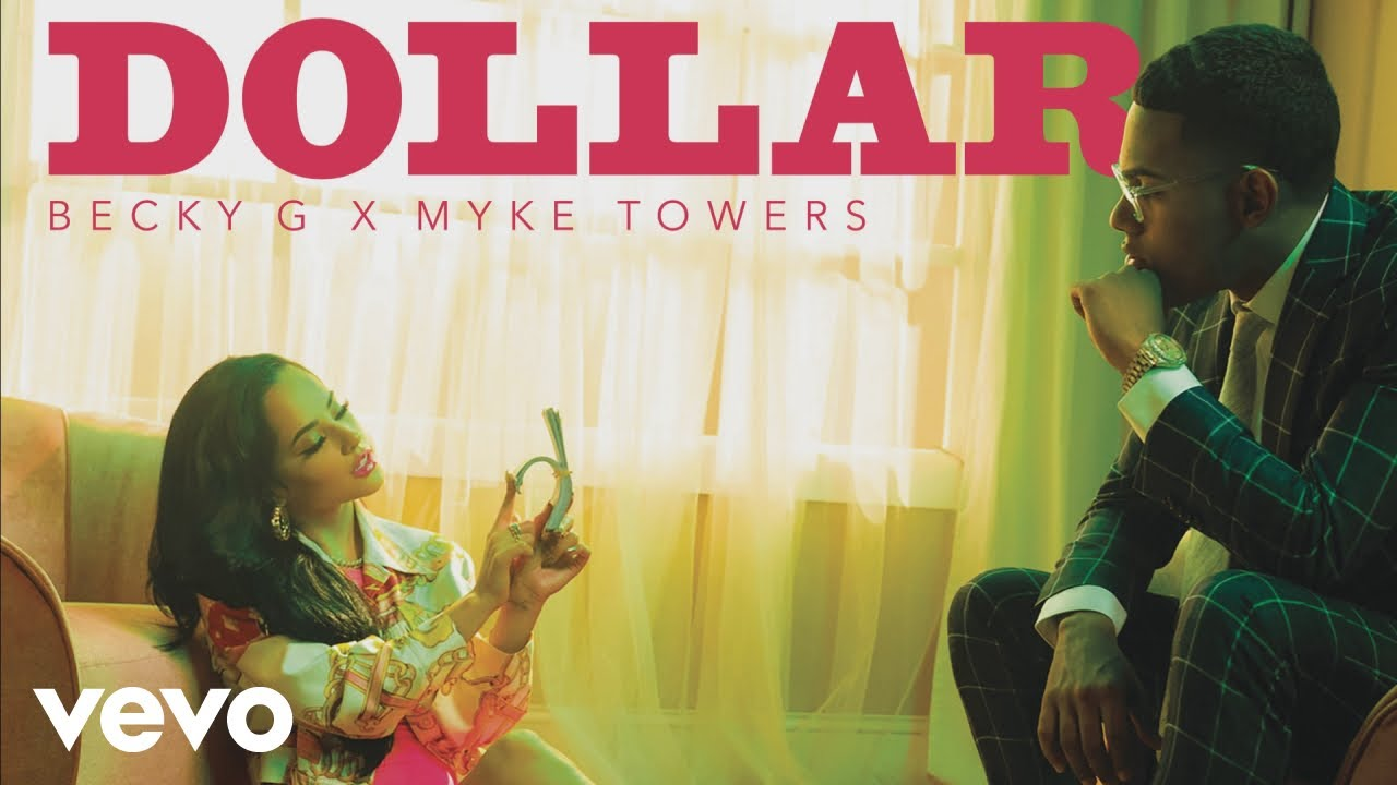 Lyrics Becky G & Myke Towers – Dollar