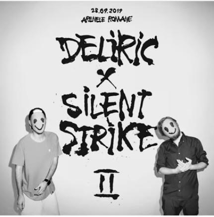 Versuri Deliric X Silent Strike - Zambim Fals